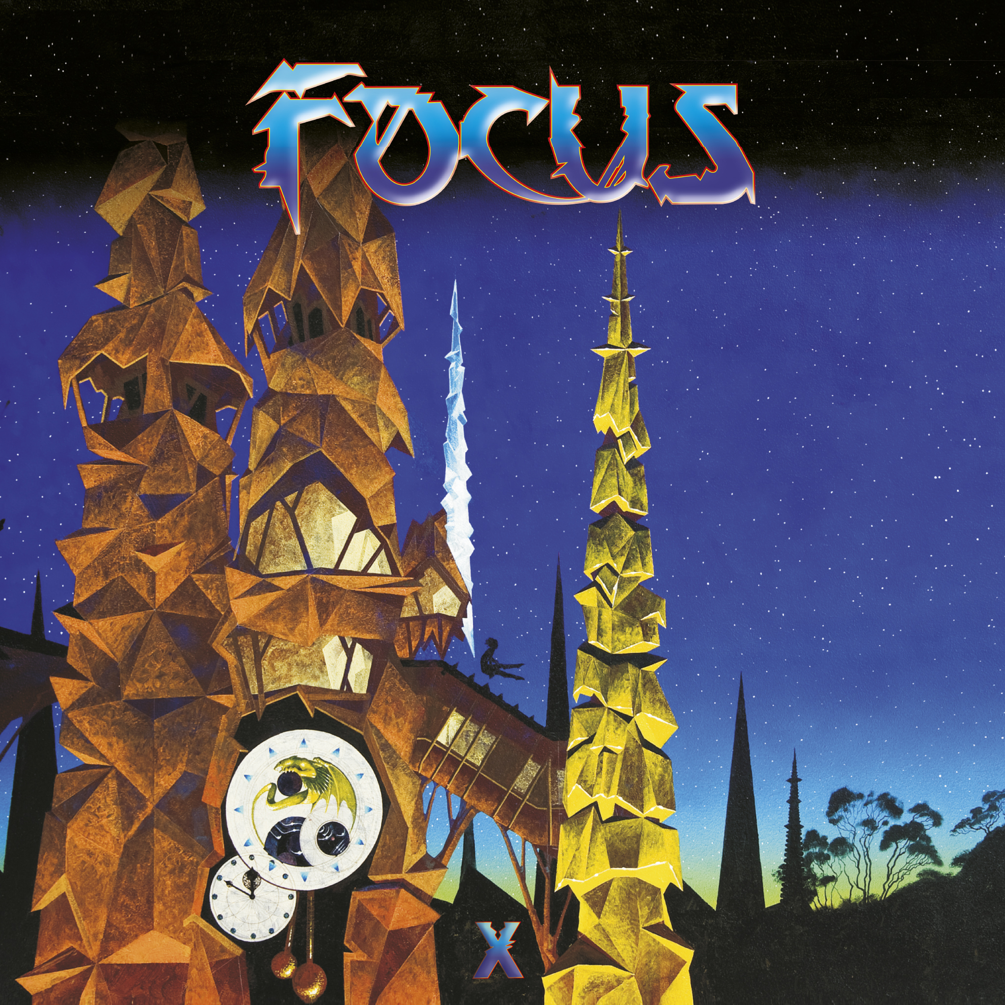 Focus, Focus X. Album Review. | Liverpool Sound and Vision X Album