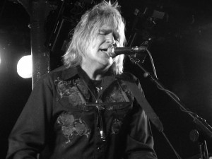 Mike Peters in Liverpool 2014. Photograph by Ian D. Hall