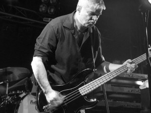 The Stranglers at the o2 Academy, Liverpool. 2014. Photograph by Ian D. Hall.