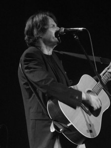 Nigel Stonier at The Epstein Theatre, Liverpool. Photograph by Ian D. Hall.
