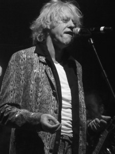 Bob Geldof at the o2 Academy, Liverpool, October 2014. Photgraph by Ian D. Hall.