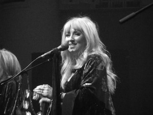 Rumours Of Fleetwood Mac at the Liverpool Philharmonic Hall, March 2015. Photograph by Ian D. Hall.