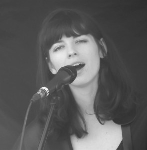 Roxanne de Bastion at the Liverpool Loves Festival 2015. Photograph by Ian D. Hall.