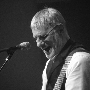 Steve Harley at the Liverpool Philharmonic Hall, November 2015. Photograph by Ian D. Hall.
