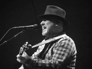 Paul Carrack at the Philharmonic Hall, Liverpool. 2016. Photograph by Ian D. Hall.