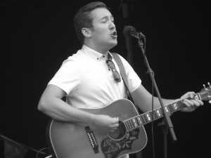 Cal Ruddy in Bootle, July 2016.